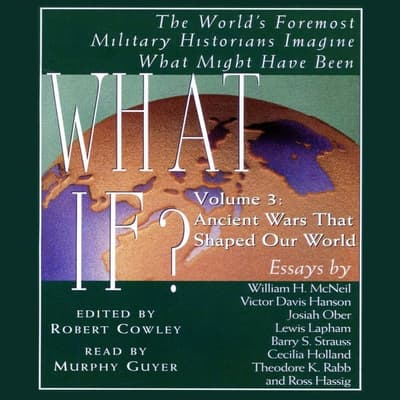 What If...? Vol 3 by Robert Cowley audiobook