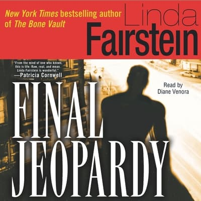 Final Jeopardy by Linda Fairstein audiobook