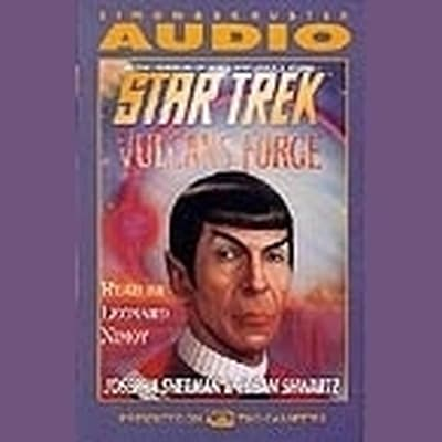 Star Trek: The Original Series: Vulcan's Forge by Josepha Sherman audiobook