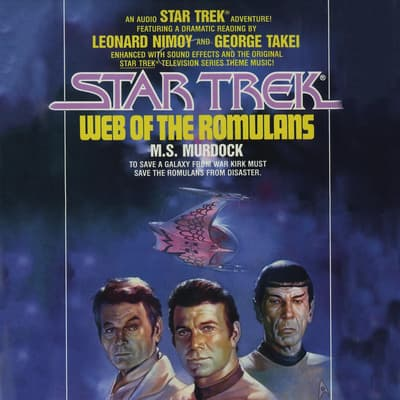 Web of the Romulans by M. S. Murdock audiobook