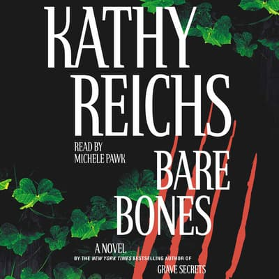 Bare Bones by Kathy Reichs audiobook