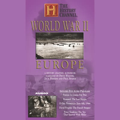 World War II: Europe by History Channel audiobook