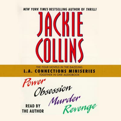 L.A Connections by Jackie Collins audiobook