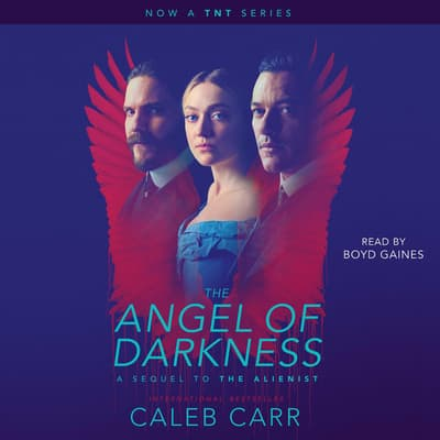 The Angel of Darkness by Caleb Carr audiobook
