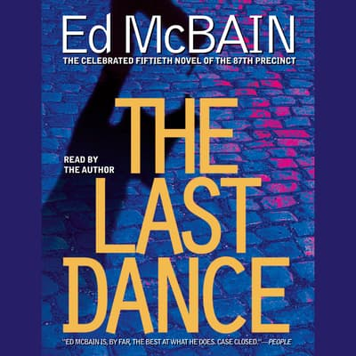 The Last Dance by Ed McBain audiobook