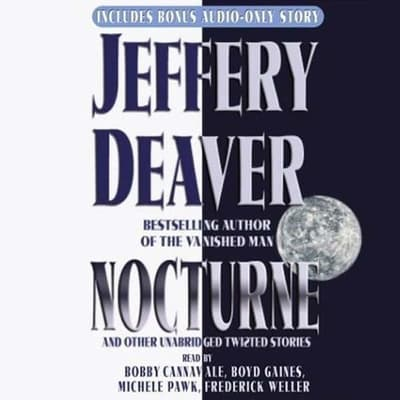 Nocturne by Jeffery Deaver audiobook