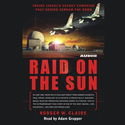 Raid on the Sun by Rodger Claire audiobook