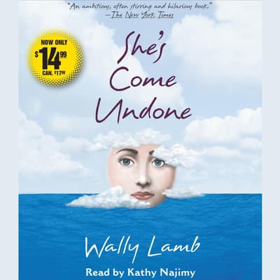 She's Come Undone by Wally Lamb audiobook