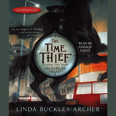 The Time Thief by Linda Buckley-Archer audiobook