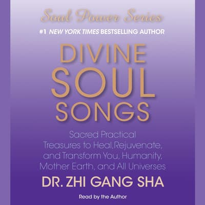 Divine Soul Songs by Zhi Gang Sha audiobook