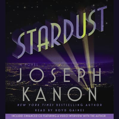 Stardust by Joseph Kanon audiobook