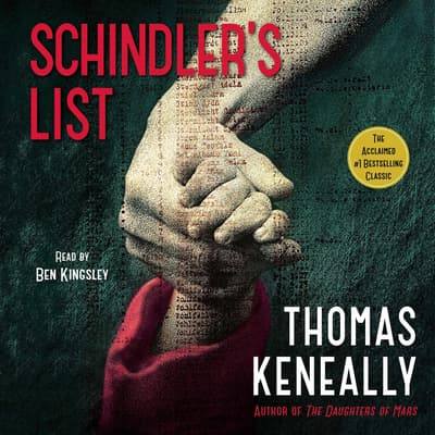 Schindler's List by Thomas Keneally audiobook