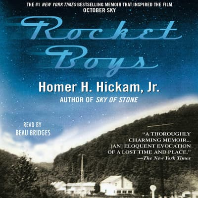 Rocket Boys by Homer Hickam audiobook