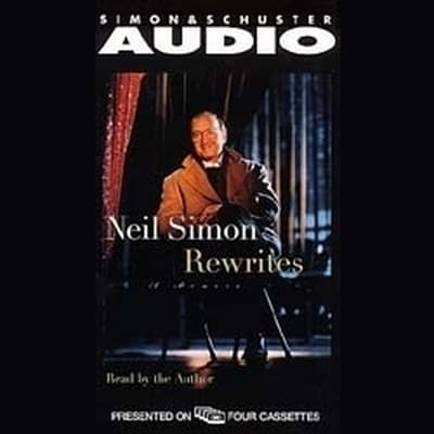 Rewrites A Memoir by Neil Simon audiobook