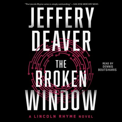 The Broken Window by Jeffery Deaver audiobook