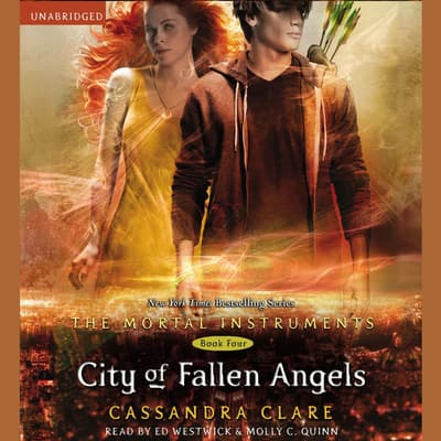 City of Fallen Angels by Cassandra Clare audiobook