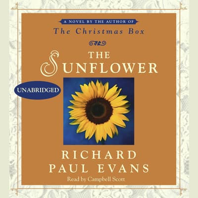 The Sunflower by Richard Paul Evans audiobook