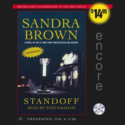 Standoff by Sandra Brown audiobook