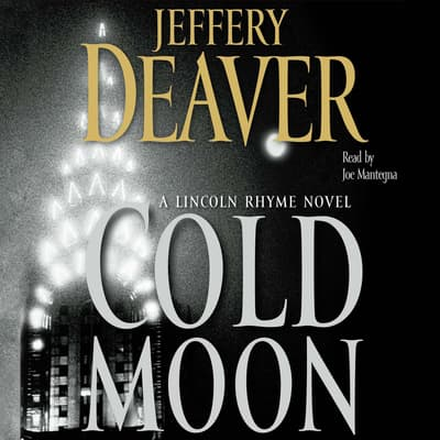 The Cold Moon by Jeffery Deaver audiobook