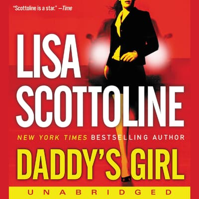 Daddy's Girl by Lisa Scottoline audiobook