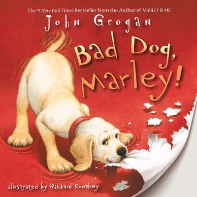 Bad Dog, Marley! by John Grogan audiobook