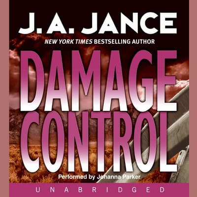 Damage Control by J. A. Jance audiobook