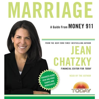 Money 911: Marriage by Jean Chatzky audiobook