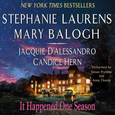 It Happened One Season by Stephanie Laurens audiobook