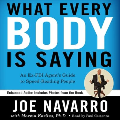What Every BODY is Saying by Joe Navarro audiobook
