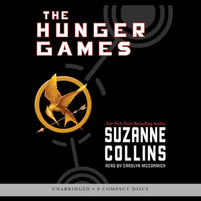The Hunger Games by Suzanne Collins audiobook