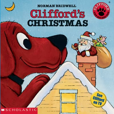 Clifford's Christmas by Norman Bridwell audiobook