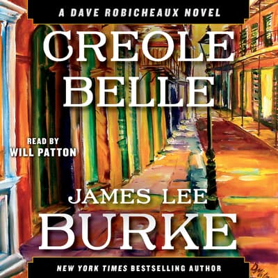 Creole Belle by James Lee Burke audiobook