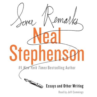 Some Remarks by Neal Stephenson audiobook
