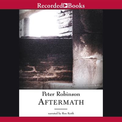 Aftermath by Peter Robinson audiobook