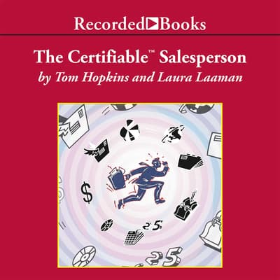 The Certifiable Salesperson by Laura Laaman audiobook