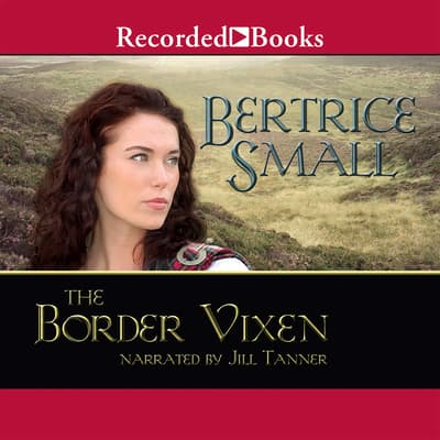 The Border Vixen by Bertrice Small audiobook