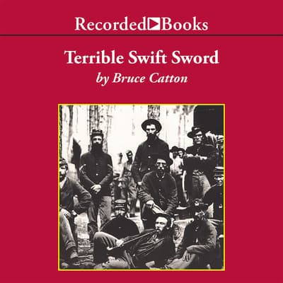 Terrible Swift Sword by Bruce Catton audiobook