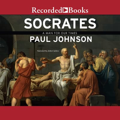 Socrates by Paul Johnson audiobook