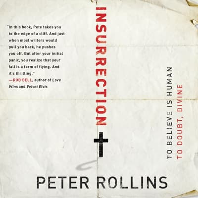Insurrection by Peter Rollins audiobook