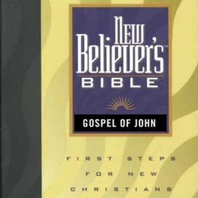 New Believer's Bible by Greg Laurie audiobook