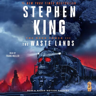 The Waste Lands by Stephen King audiobook