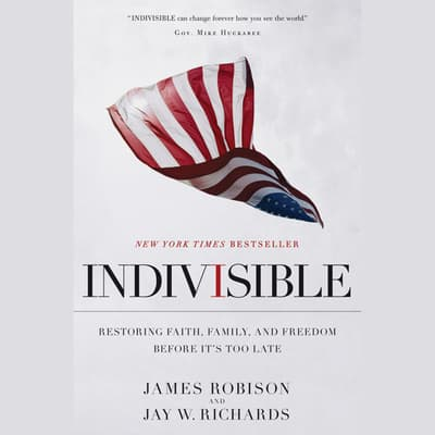 Indivisible by James Robison audiobook