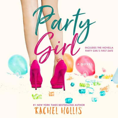 Party Girl by Rachel Hollis audiobook