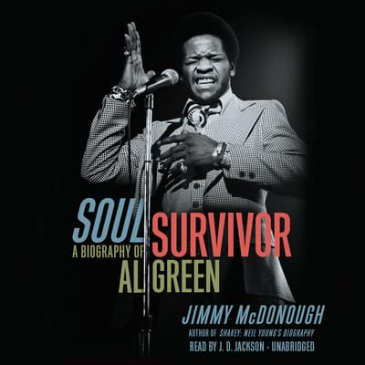 Soul Survivor by Jimmy McDonough audiobook