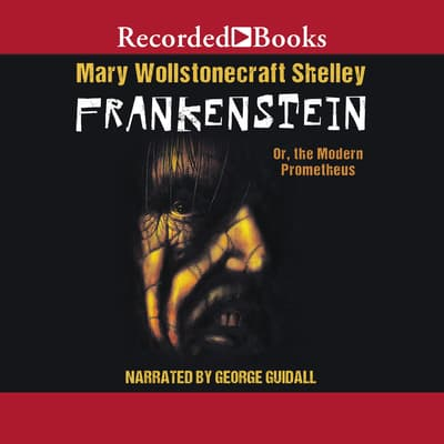 Frankenstein by Mary Shelley audiobook