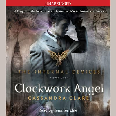 Clockwork Angel by Cassandra Clare audiobook