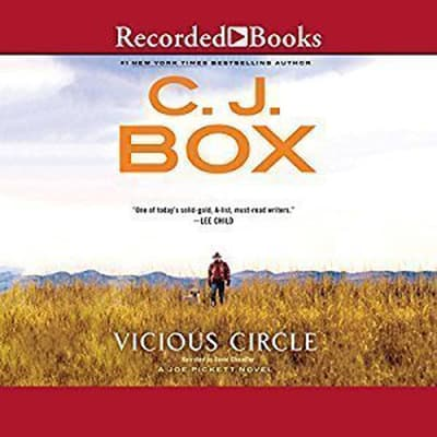 Vicious Circle by C. J. Box audiobook
