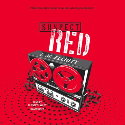 Suspect Red by L. M. Elliott audiobook