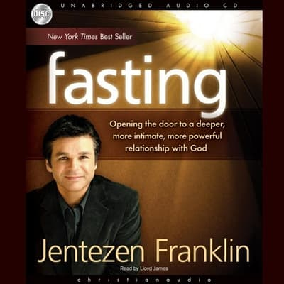 Fasting by Jentezen Franklin audiobook