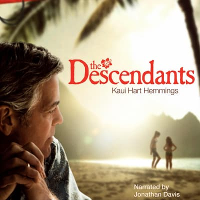 The Descendants by Kaui Hart Hemmings audiobook